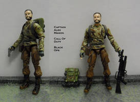 Alex Mason Black Ops custom by CaptainSnikt