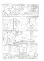 Ghostbusters page 1 by CaptainSnikt