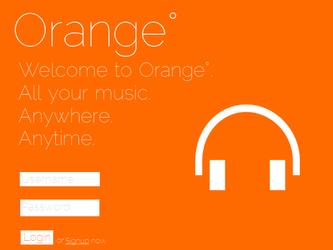 Orange by metrolover01