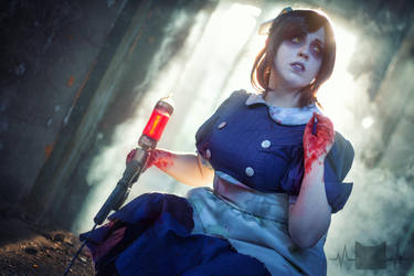 Little Sister - Bioshock by Beldanndy