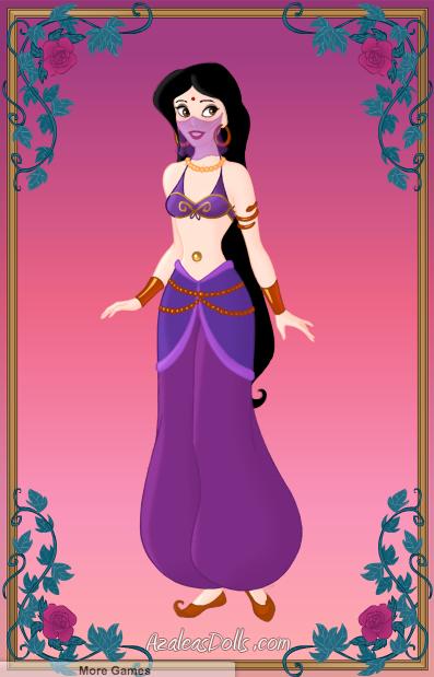Aladdin OC: Aatma by danfrandes