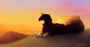 Serenity by Valehiisi