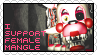 Female Mangle - Stamp by Starrtoon