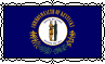 Kentucky State Flag - Stamp by Starrtoon