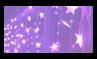 Purple Star Lights - Stamp by Starrtoon