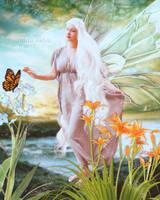 My Fantasy Dreams - BG for Melanie by JassysART