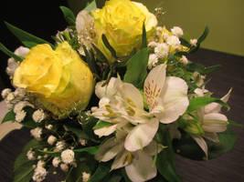 Flower Bouquet by JassysART