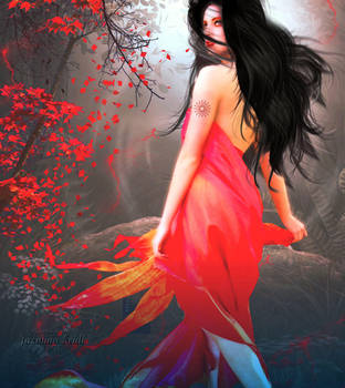 Power Woman by JassysART