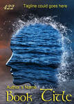 Premade eBook Cover 422 - Water Head by JassysART