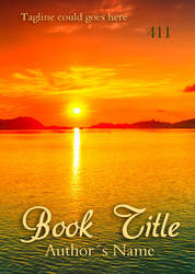 Premade eBook Cover 411 - Sunset 2 by JassysART