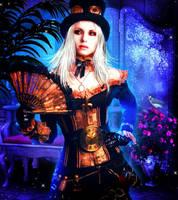 Steampunk by JassysART
