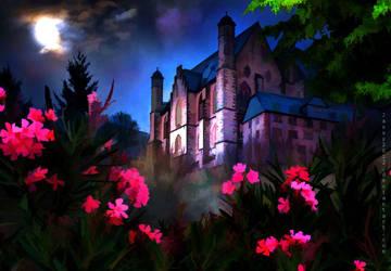 Moonlight Fantasy by JassysART