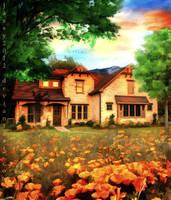 My House Of Dreams by JassysART