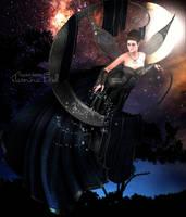 Sky Fairy by JassysART