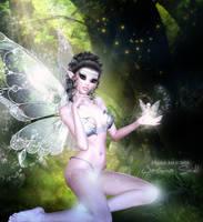 Magic Between Fairies by JassysART