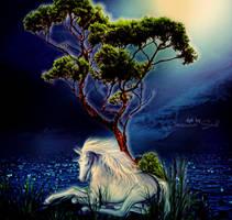 Sweet Unicorn by JassysART