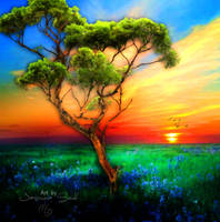 This One Special Tree by JassysART