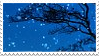 Night Sky Stamp by JassysART