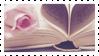 Romance Stamp Deco 022 by JassysART