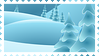 Winter Star Stamp Deco 029 by JassysART