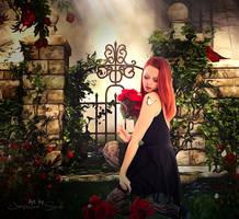 Sweet Little Butterfly by JassysART