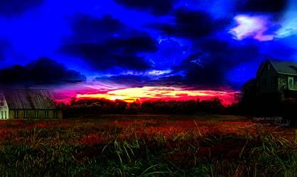 Mystery Glowing by JassysART