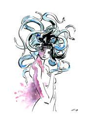 Medusa by rod-roesler