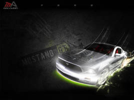 Ford Mustang GT by REDFLOOD