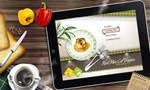 Real Men Eat Veggies ipad v1 by REDFLOOD