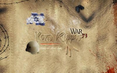 yom kippur war 73 by REDFLOOD
