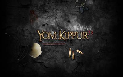 yom kippur war by REDFLOOD