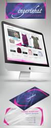 lingriehat website by REDFLOOD