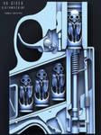 T. t. Gigers Birthmachine II by rembrandt83