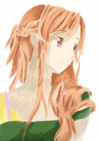 Asuna by D0mari
