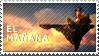 Gorillaz track El manana stamp by Morgwaine