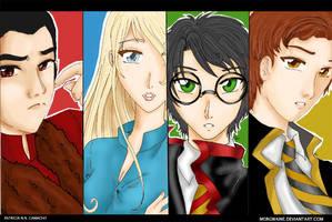 HP THE CHOSENS by Morgwaine