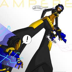 Ampere: Aeolus06 Style by Marvelninja