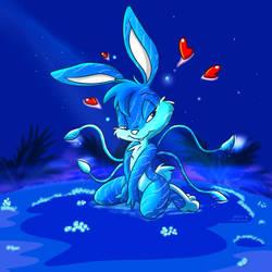 Pandora's Bunny by andybunny