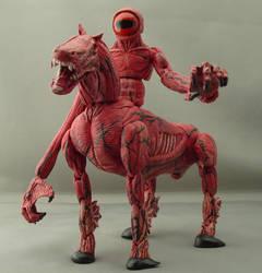 Nuckelavee - Custom Action Figure by CreatureSH