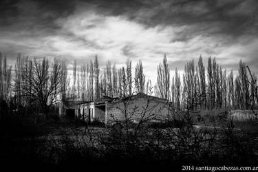 The Shelter by eldark