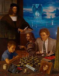 In memoriam Bobby Fischer by MindOfLead
