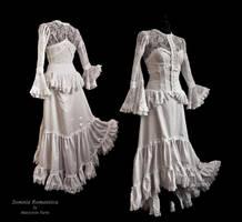 set white 2, Somnia Romantica by Marjolein Turin by SomniaRomantica