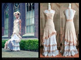 Dress Valence, Somnia Romantica by Marjolein Turin by SomniaRomantica