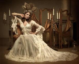 Bridal dress, Somnia Romantica by Marjolein Turin by SomniaRomantica