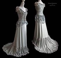 Dress Angelic silver, Somnia Romantica by M. Turin by SomniaRomantica