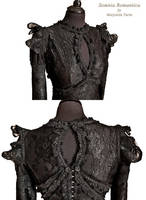 Top dark historical, close-up, by Somnia Romantica by SomniaRomantica
