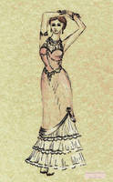 Design drawing III Somnia Romantica by M. Turin by SomniaRomantica
