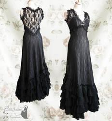Dress Illicens black, Somnia Romantica by M. Turin by SomniaRomantica