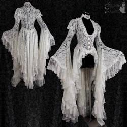 angelic waistcoat, Somnia Romantica by M Turin by SomniaRomantica
