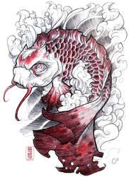 shigeki.zumi: tattoo sketchbook: 008 + merch by fydbac